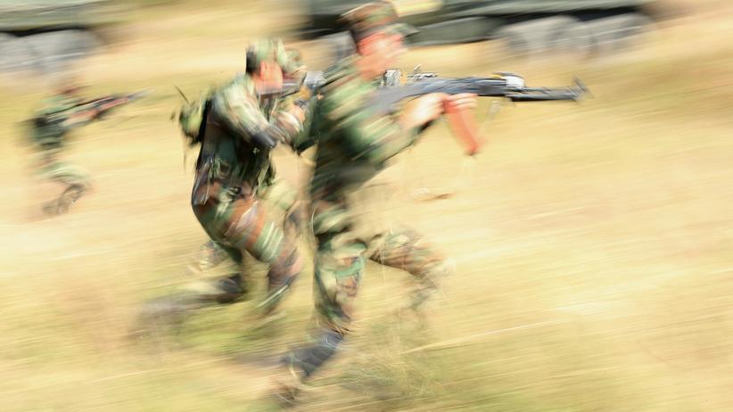 Konflikte: Wir müssen die Botschaft des Westens verteidigen