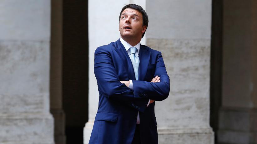 Haushaltsstreit: Renzi droht mit Offenlegung von Kosten der EU-Institutionen