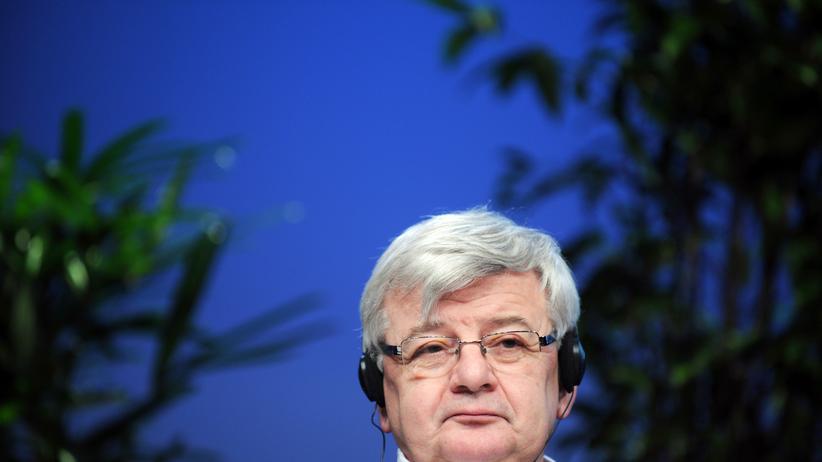 Ukraine: Der frühere Außenminister Joschka Fischer