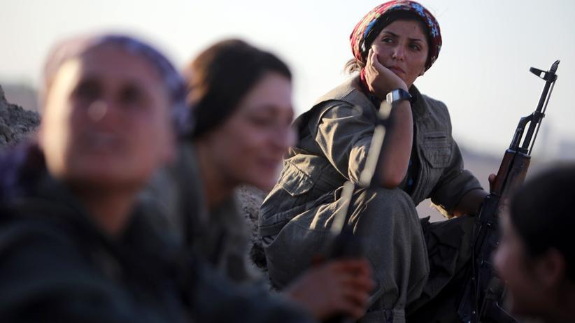 """""""Islamischer Staat"""": Kauder erwägt Unterstützung der PKK"""