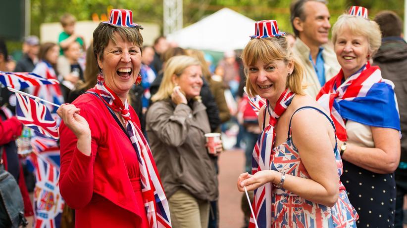 EU: Briten feiern 2012 das 60. Thronjubiläum der Queen.