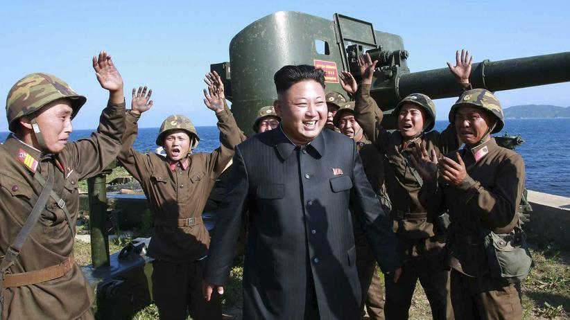 Sony-Hack: Nordkoreas Machthaber Kim Jong Un schickt martialische Beschimpfungen in Richtung USA.