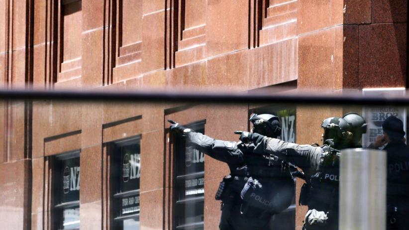 Sydney-Geiselnahme: Australiens Angst vor dem Einzeltäter
