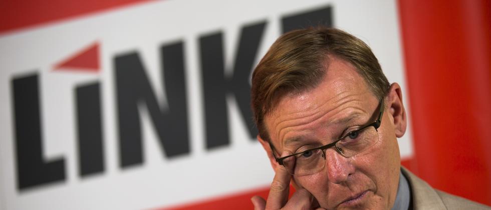Bodo Ramelow will neuer Ministerpräsident in Thüringen werden
