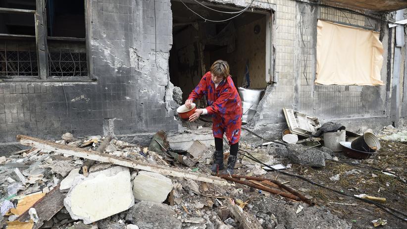 Ukraine: Friedenssicherung statt Expansionsbelohnung