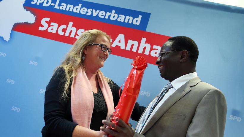 Sachsen-Anhalt: Hilft die SPD wieder den Linken?