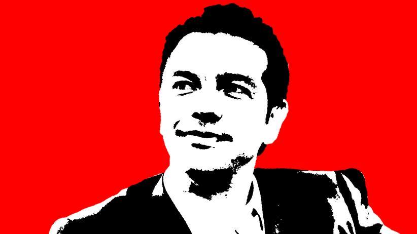 Griechenland: Tsipras, der neue Che? Ein Poster des kubanischen Revolutionärs soll lange in seinem Büro gehangen haben.