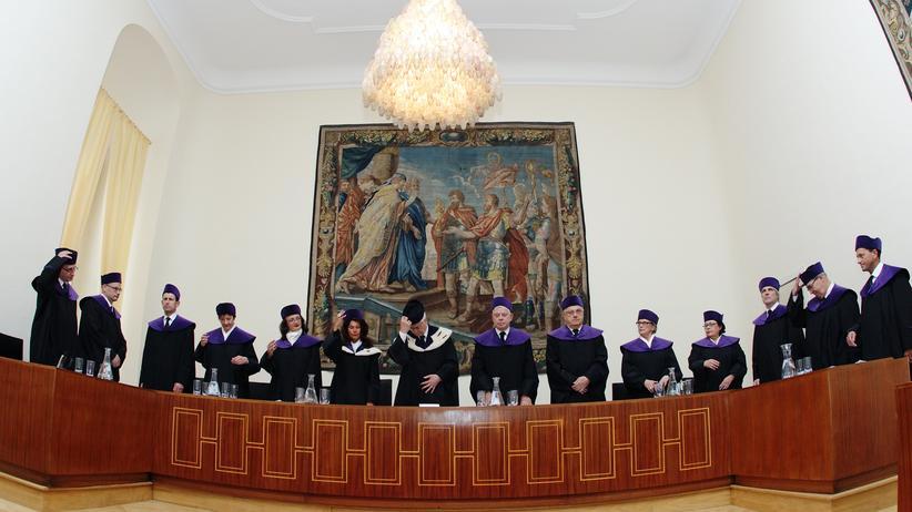 Verfassungsgerichtshof: Die Wächter sind wachsam