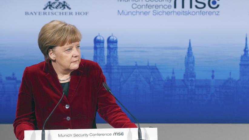 """Münchner Sicherheitskonferenz: """"Militärisch ist das nicht zu gewinnen"""""""