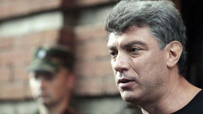 Boris Nemzow Portrait