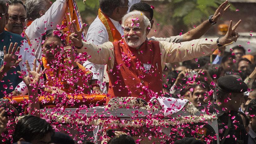 Narendra Modi: Wird Indiens starker Mann schon schwach?