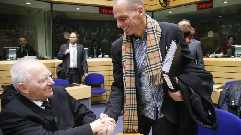 Griechenland: Schäuble muss Überzeugungsarbeit leisten