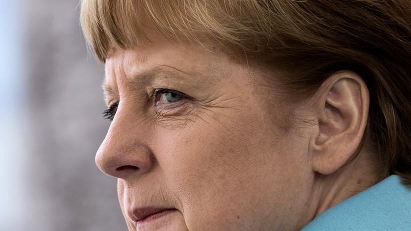Angela Merkel wird gerne ein Politikstil des Durchwurstelns unterstellt