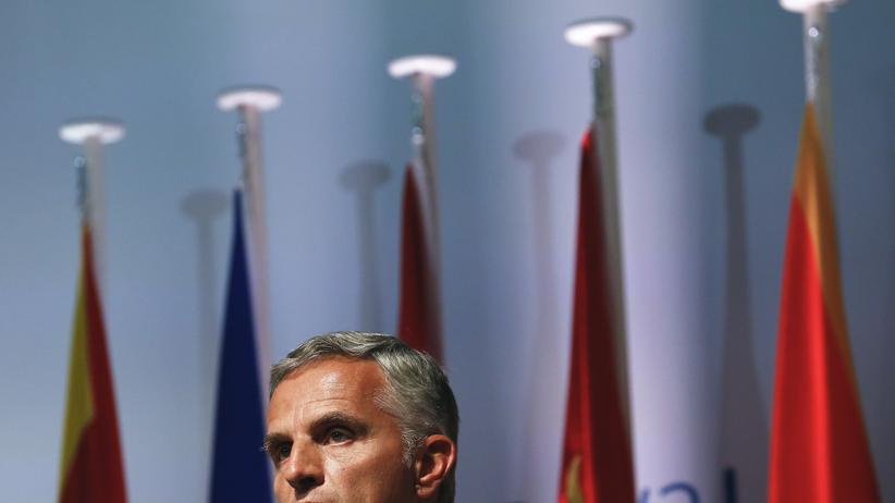 Schweiz: FDP, wie hältst du es mit Europa?