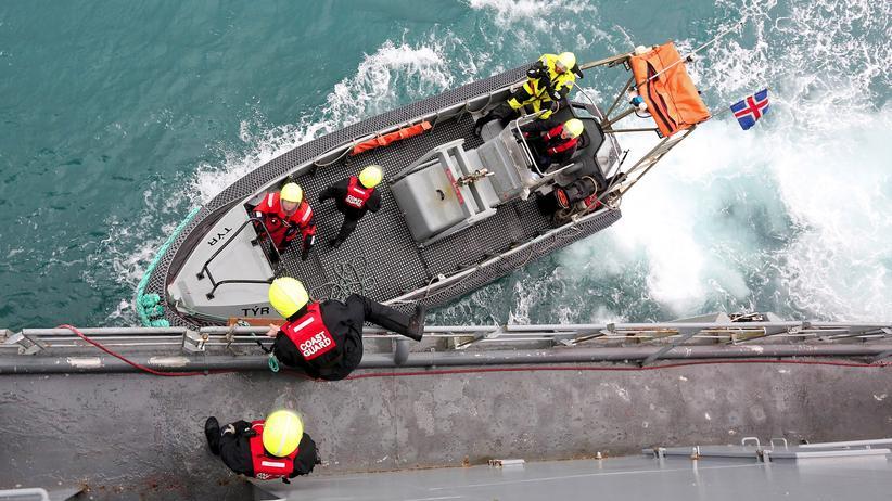 Mittelmeer Schlepper Militäreinsatz