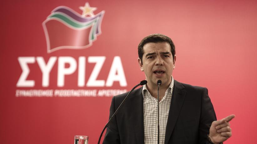 Griechenland: Ministerpräsident Alexis Tsipras konnte sich gegen die Hardliner seiner Partei durchsetzen.