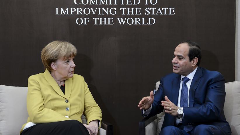 Politik, Al-Sissi, Staatsbesuch, Ägypten, Abdel Fattah al-Sissi