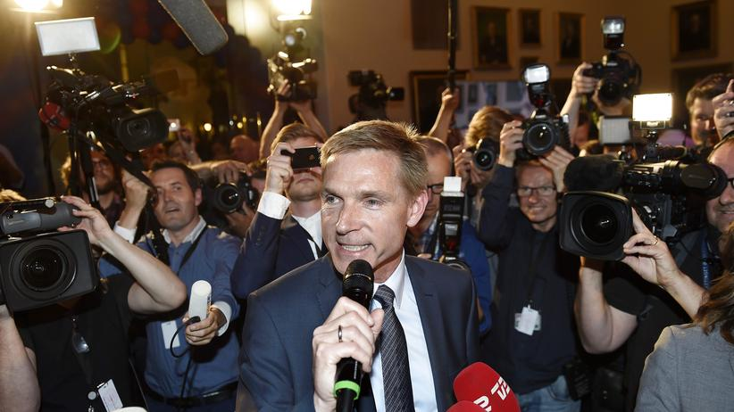 Dänemark Parlamentswahl
