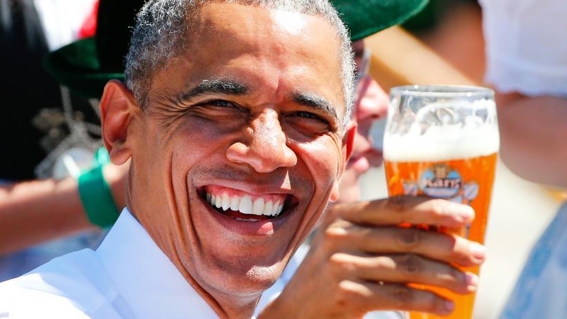 G-7-Gipfel Elmau: Auf ein Bier mit Obama