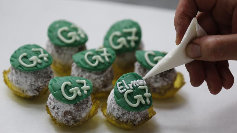 Gipfel in Elmau: Ohne G 7 geht es nicht