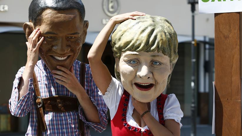G-7-Gipfel: Der Gipfel in Elmau beginnt – doch einer fehlt