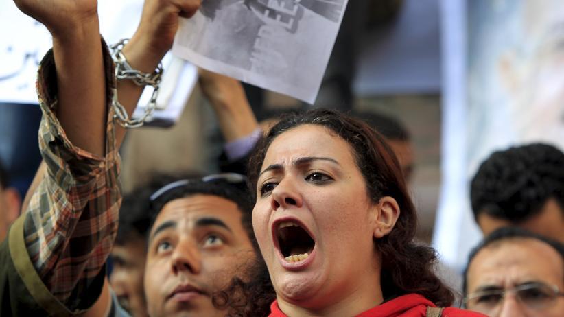 """Opposition in Ägypten: """"Ich habe keine Angst"""""""