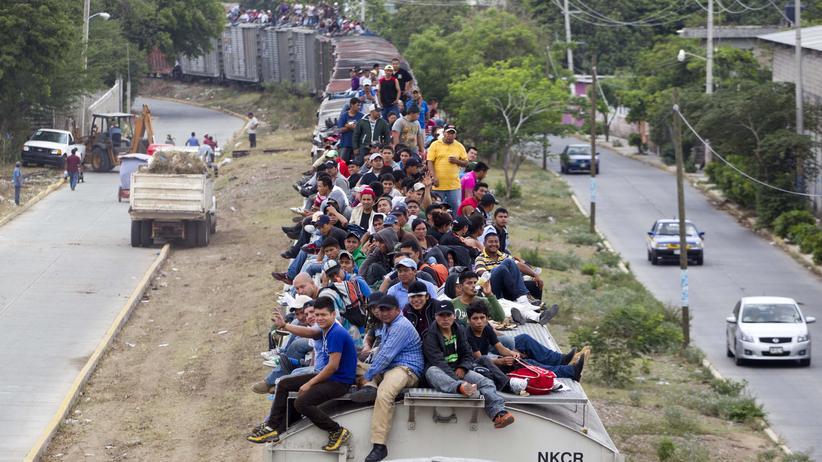 Mittelamerika: Amnesty prangert Gewalt gegen Flüchtlinge an