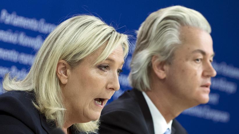 """Populismus: """"Menschen wählen Populisten nicht, weil sie glücklich sind"""""""
