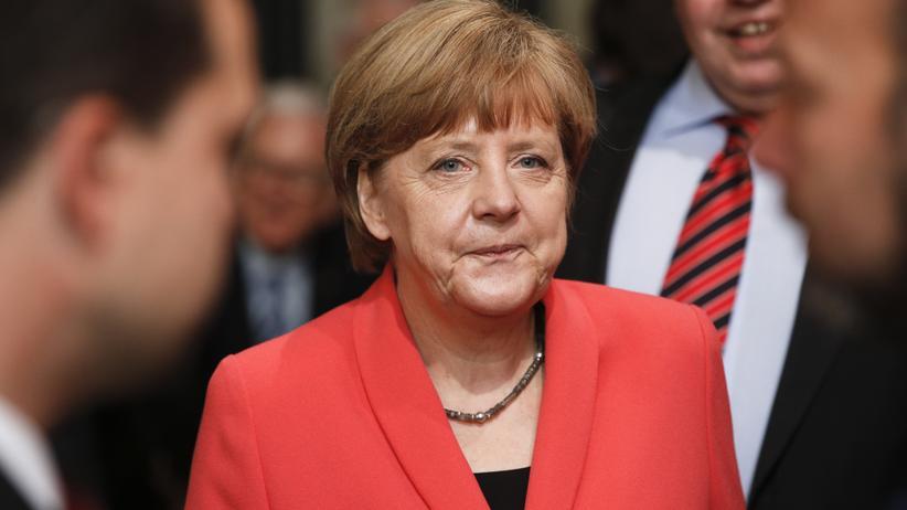 Religionen: Bundeskanzlerin Angela Merkel (CDU)
