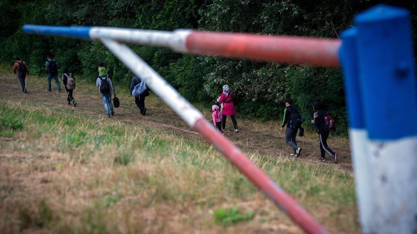 Flüchtlingspolitik: Neue alte Grenzen