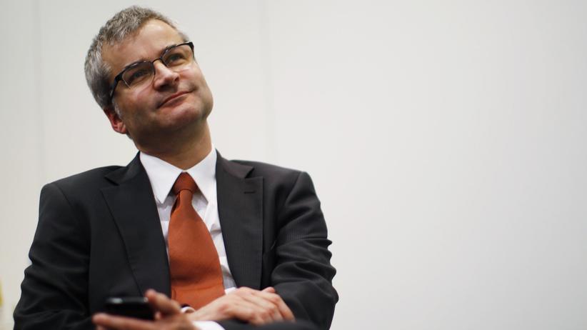 Markus Somm, Chefredaktor der Basler Zeitung (BaZ)