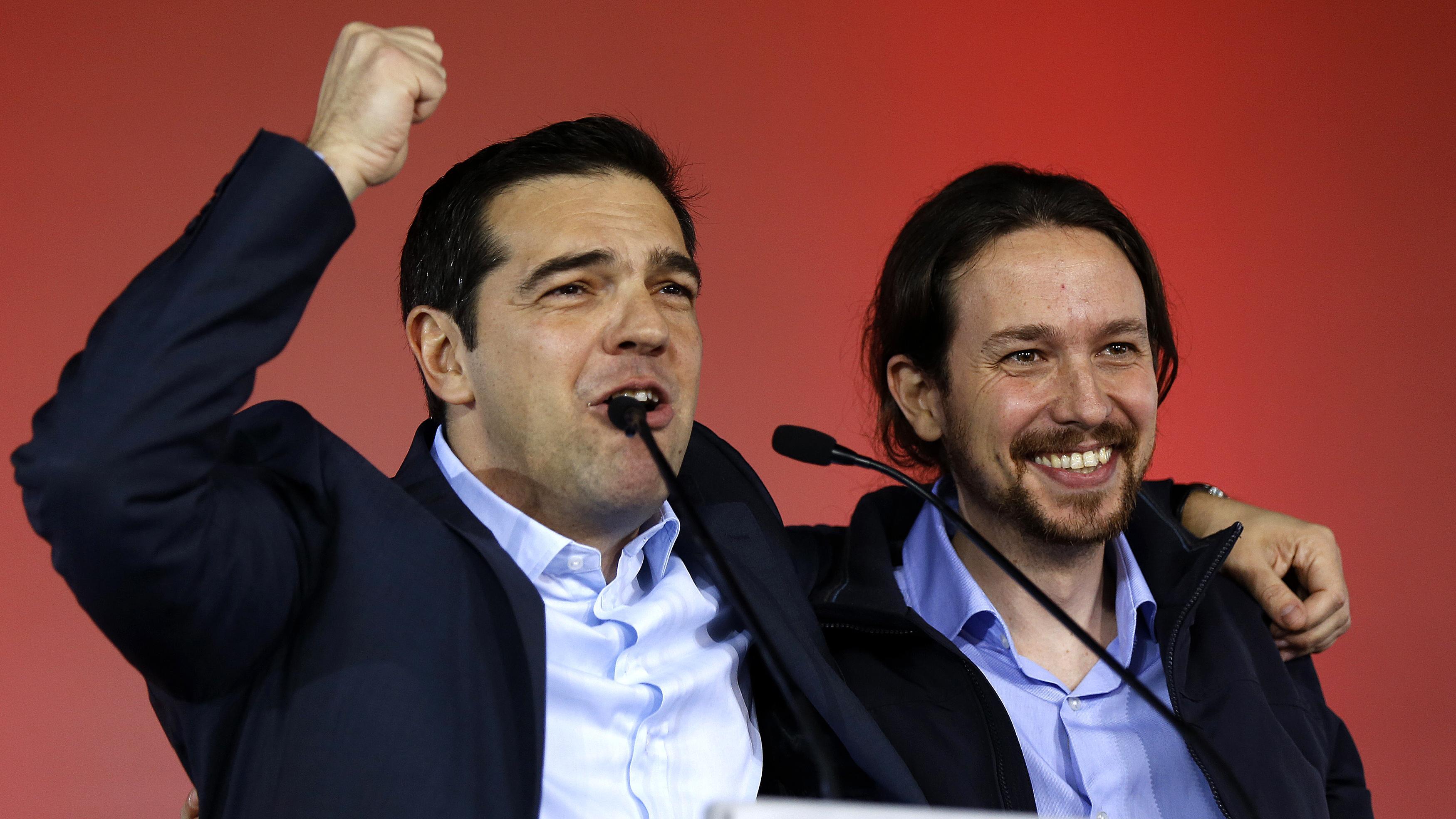 Spanien und Portugal sind nicht besser als Griechenland