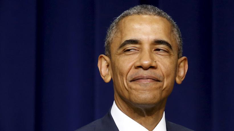 NSA-Affäre: US-Präsident Barack Obama