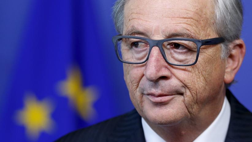 Flüchtlingskrise: EU-Kommissionspräsident Jean-Claude Juncker