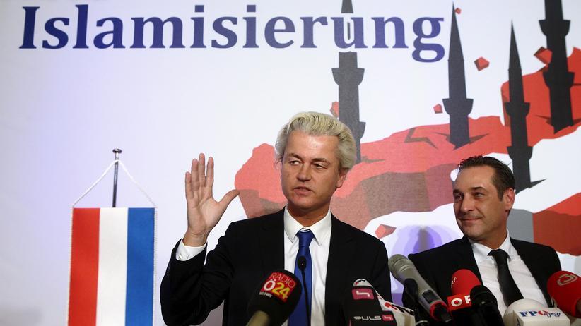 """Rechtspopulismus: """"Fantasierte Bedrohungen"""""""