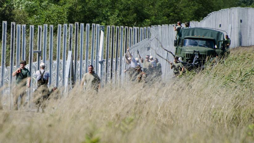 Ungarn mobilisiert Tausende Soldaten für Zaunbau –Tausende Flüchtlinge in Europa unterwegs