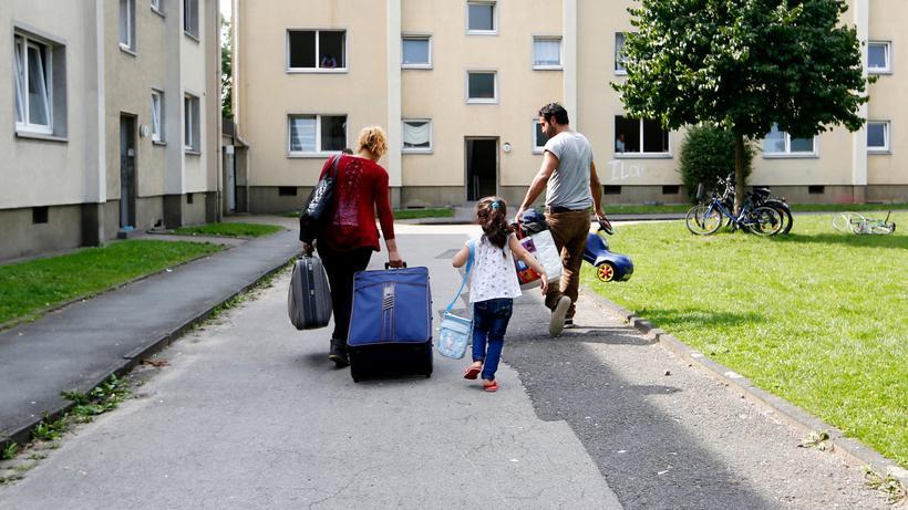 Unterbringung Von Flüchtlingen Leere Wohnungen Sind Genug Da Zeit