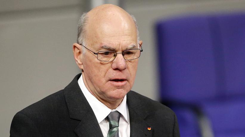 Freihandelsabkommen: Bundestagspräsident Norbert Lammert (Archiv)