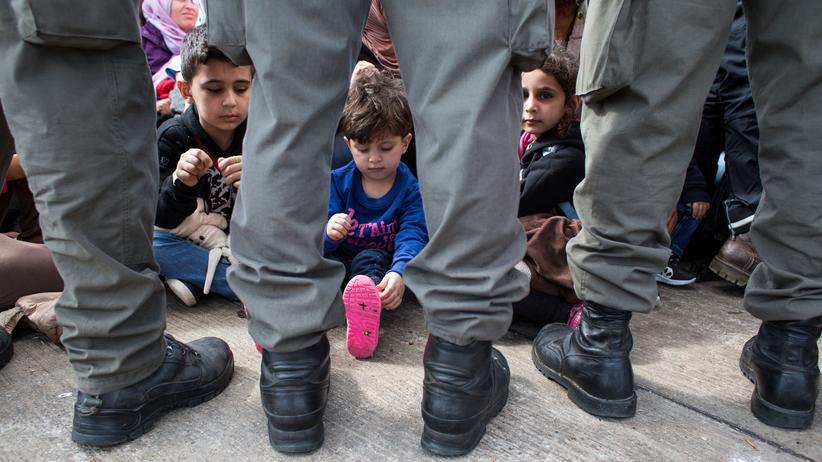 Flüchtlingspolitik Flüchtlingskrise Österreich Europarat