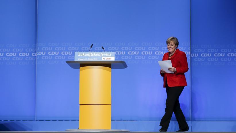 Angela Merkel: Der Aufstand gegen Merkel fällt aus
