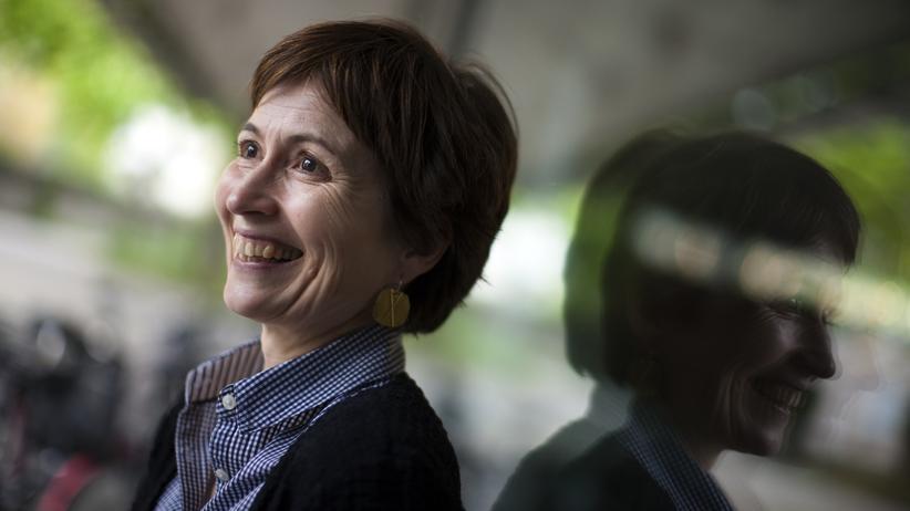 Regula Rytz, Parteipräsidentin der Grünen