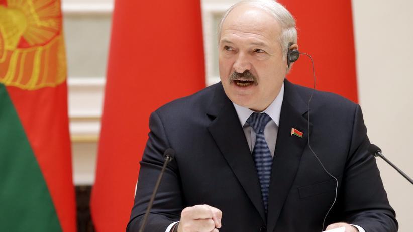 Belarus: USA setzen Sanktionen gegen Belarus vorübergehend aus