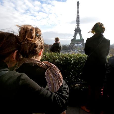 Anschläge in Paris: Stille für Paris