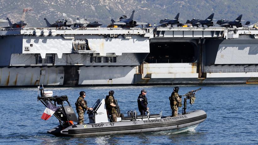 Anti-Terror-Kampf: USA verlangen mehr Einsatz von ihren Verbündeten