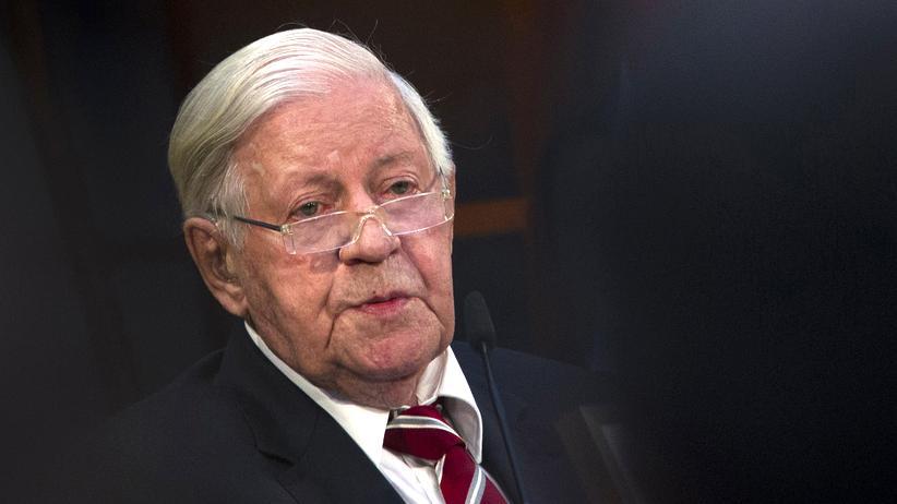 Helmut Schmidt: Eine letzte Begegnung