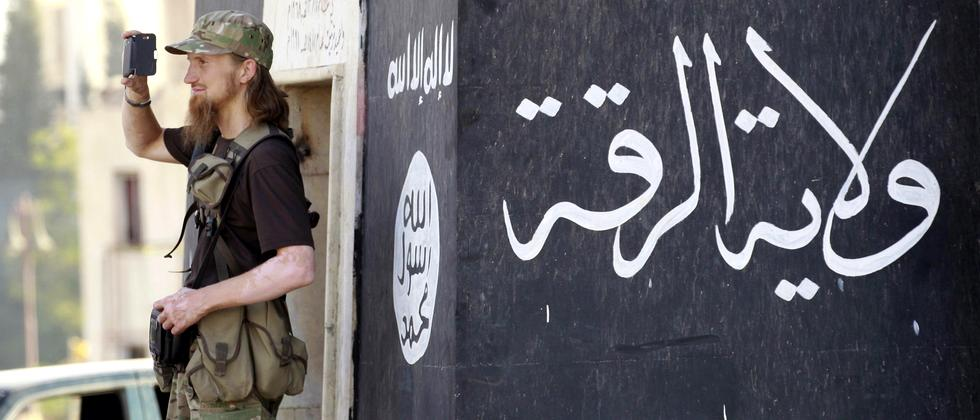 Islamischer Staat Paris Terrorismus Anschläge