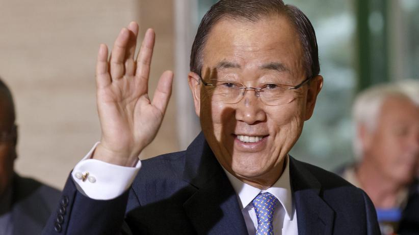 Vereinte Nationen: UN-Generalsekretär Ban Ki Moon will Nordkorea besuchen.