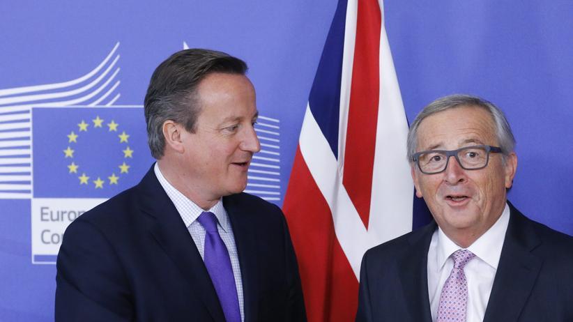 Großbritannien: Cameron signalisiert Entgegenkommen in EU-Gesprächen