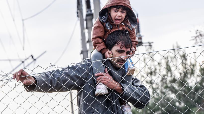 """Flüchtlinge: """"Zäune halten Flüchtlinge nicht auf"""""""