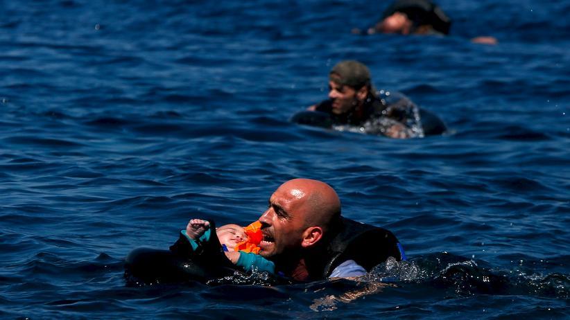 """Fotojournalismus: """"Erst später fiel mir der Babykopf auf"""""""